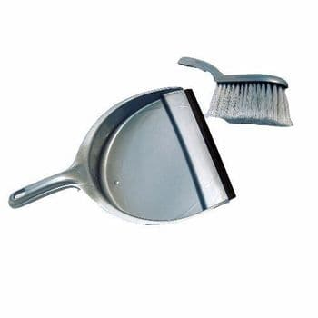 Dustpan + Brush