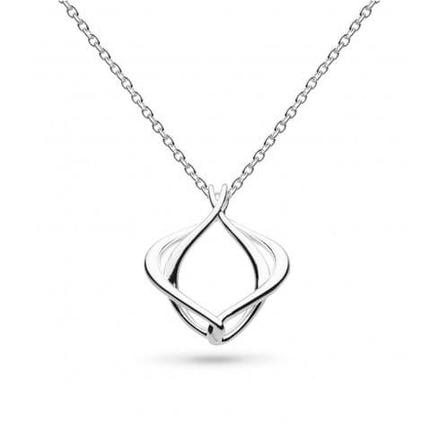 """Infinity Alicia Small 18"""" Necklace"""