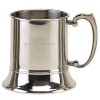 Polished Tankard Stainless Steel 20oz