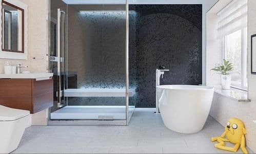Multipanel  Classic Collection - Shower Corner Kit A