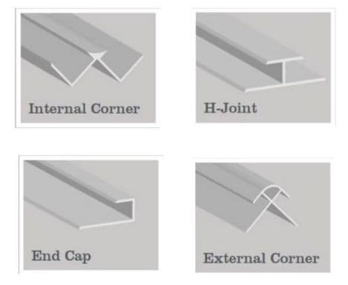 Multipanel Extrusions