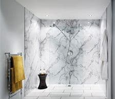 Nuance  Alcove Kit D For Three Wall Shower Recess