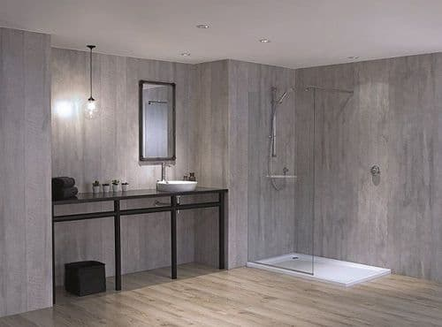 Nuance Kit C - For Large Shower Enclosures, Walk in's or Baths up to 2400mm