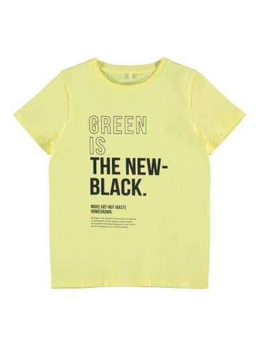 Baltaza Kids SS Top Yellow