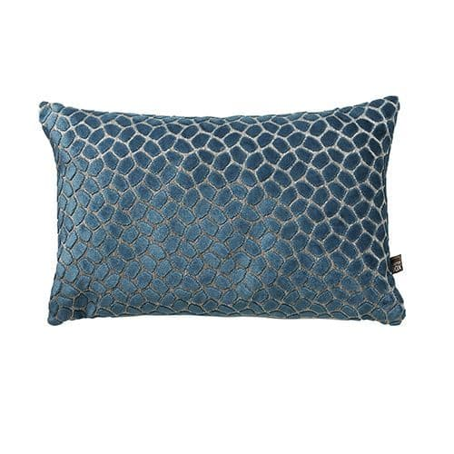 Lapis 35cm x 50cm Cushion Teal 3pt989b