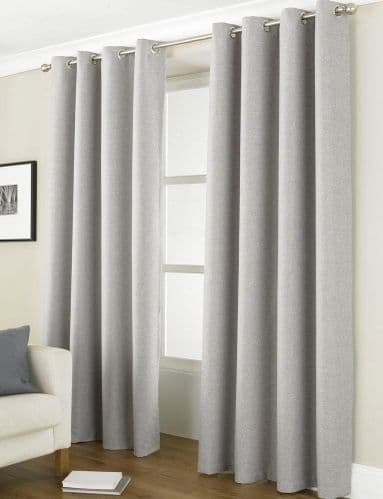 Linea Self Lined Curtains