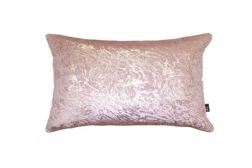 Stardust 35cm x 50cm Cushion Blush 3pt1040b