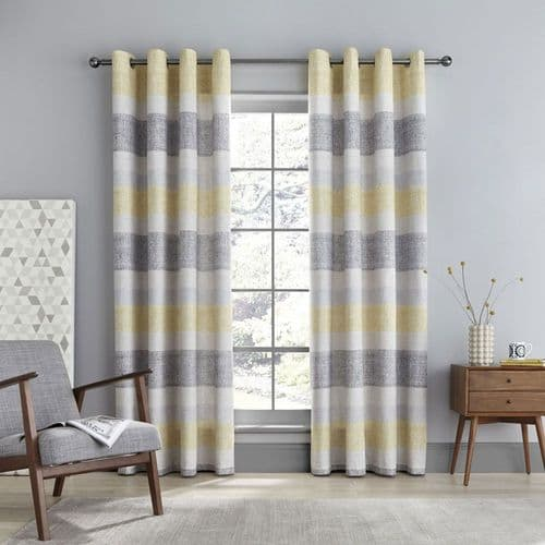 Tallin stripe curtains