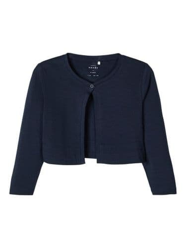 Valerie mini 3/4 bolero navy