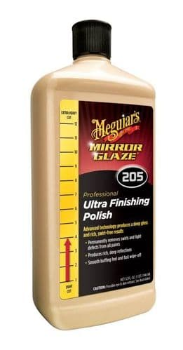 Meguiars Ultra Finishing Polish #205