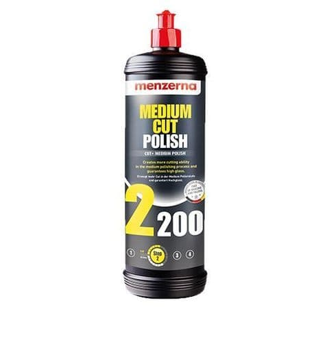 Menzerna 2200 Medium Cut Polish 1 Litre