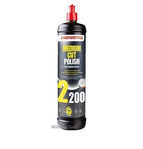 Menzerna 2200 Medium Cut Polish 250ml