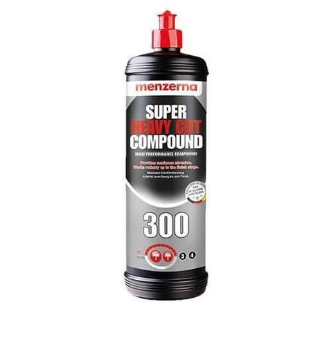 Menzerna 300 Super Heavy Cut Compound 1 Litre