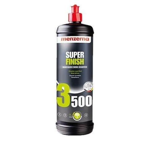 Menzerna 3500 Super Finish 1 Litre