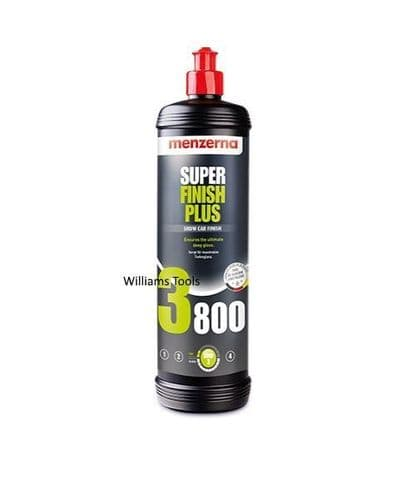 Menzerna 3800 Super Finish Fine Polish 250ml