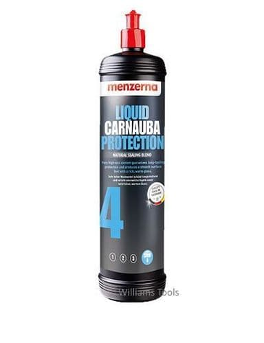 Menzerna 4 Liquid Carnauba Protection Wax 250ml