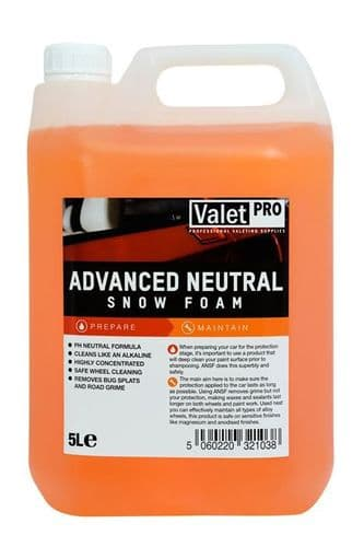 Valet Pro Advanced Neutral Snow Foam 5L