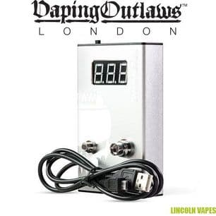 Vaping Outlaws Coil Ohm and Voltage Meter