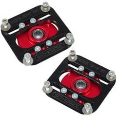 Mazda RX7 FB Camber Adjustable Front Top Mounts (Pair)