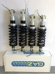 Noble M12 and M400 GAZ Monotube Coilover Kit