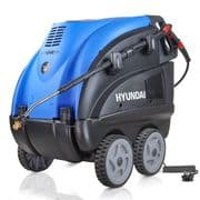 Hyundai 2170PSI Hot Pressure Washer, 140°c, 2.8kW | HY150HPW-1