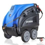 Hyundai 2600psi Hot Pressure Washer, 140 °C, 6.3kW | HY210HPW-3