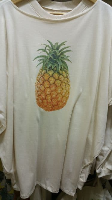 Pineapple top - free size