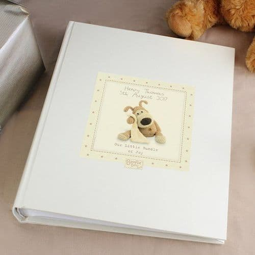 Boofle Baby Album with Sleeves