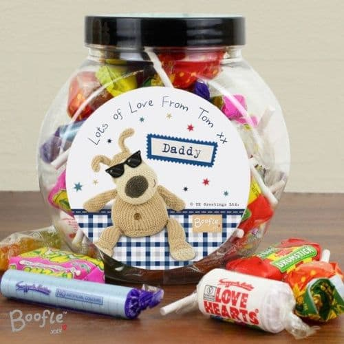 Boofle Stars Sweet Jar