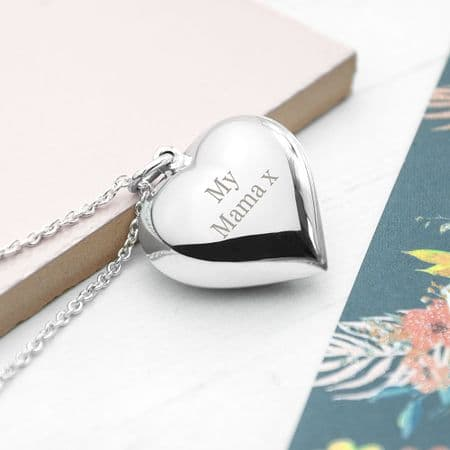 Cherish Heart Necklace