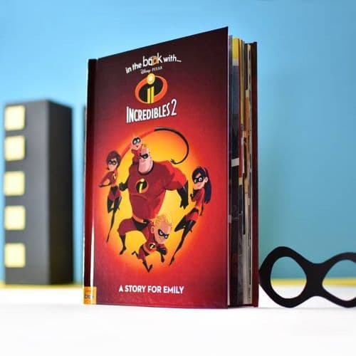 Disney Incredibles 2 Story Book