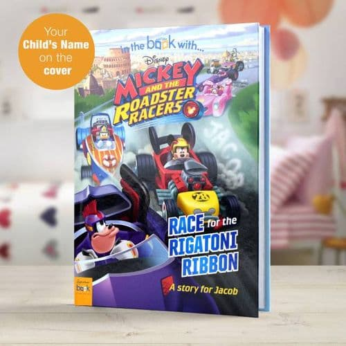 Disney Jr Mickey and the Roadster Racers Story Book