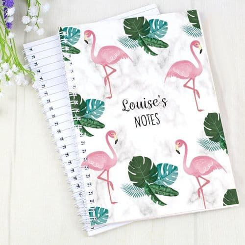 Flamingo A5 Notebook
