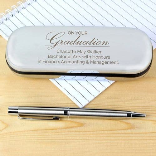 Graduation Pen and Box Set
