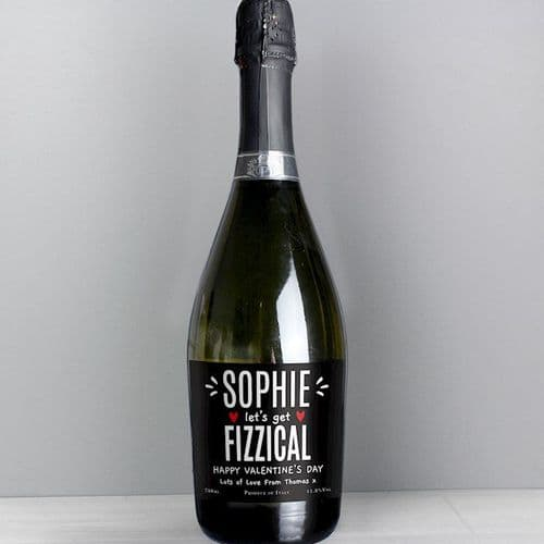 Let's Get FIZZICAL Prosecco