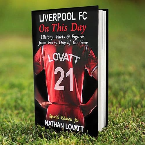 Liverpool On This Day Book