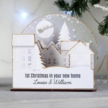 Make Your Own Town 3D Decoration Kit