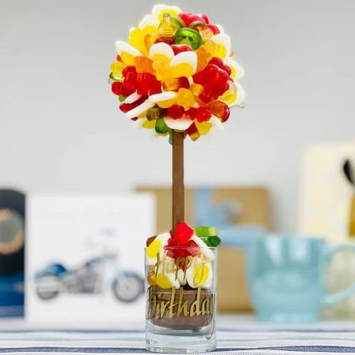 Personalised Haribo Sweet Trees