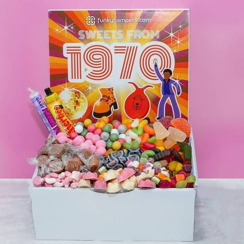 Sweets Of The 1970s
