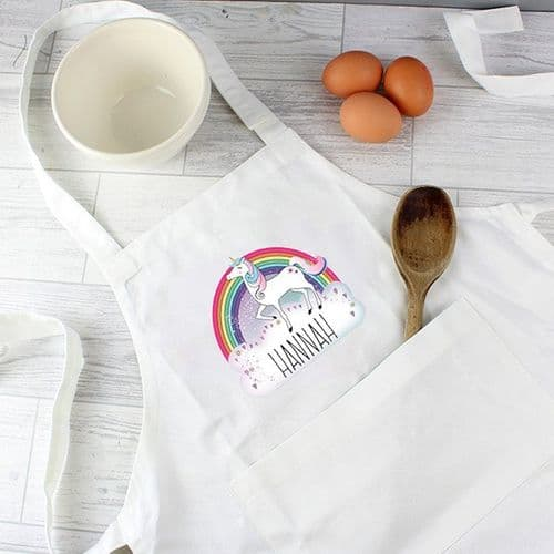 Unicorn Children's Apron