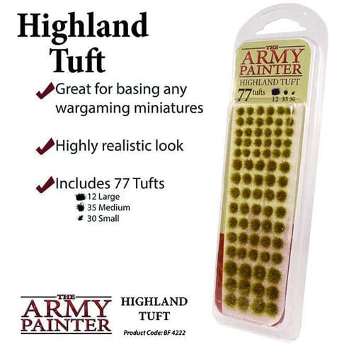 Army Painter Highland Tufts
