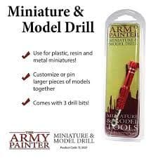 Army Painter Miniature Drill
