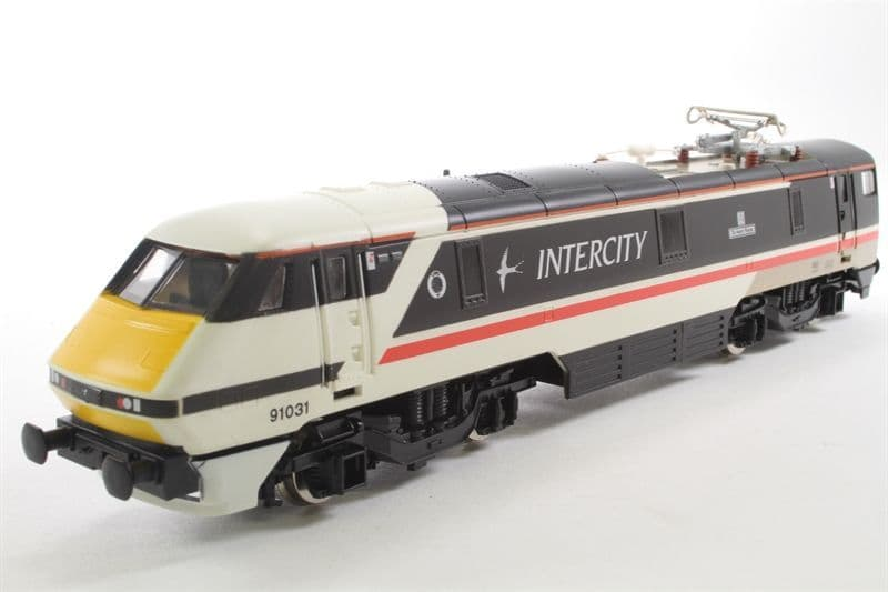 "Hornby BR Class 91 Electric Locomotive ""Sir Henry Royce"" - RARE"