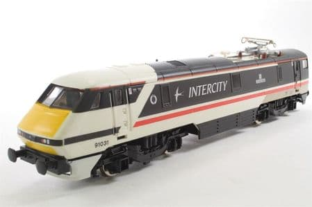 Hornby BR Class 91 Electric Locomotive