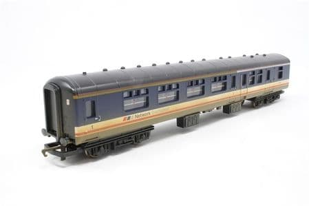 Hornby BR Mk2A 1st Class Brake Coach Weathered