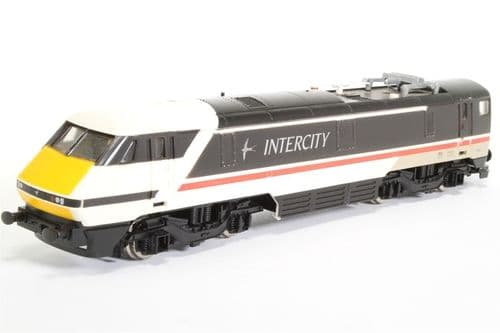 Hornby Class 91 Intercity Locomotive - Unboxed
