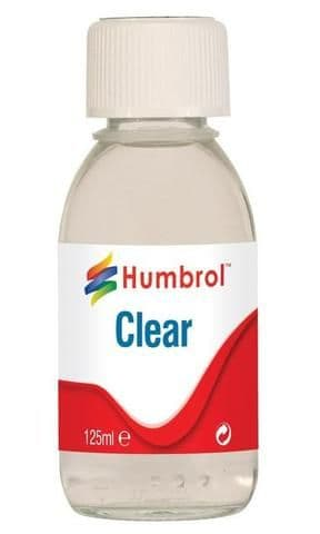 Humbrol Clear Gloss 125ml