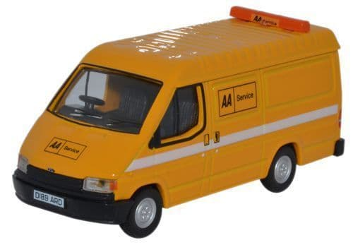 Oxfords AA Transit Van with Flashing roof Lights