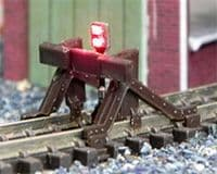 Train Tech N Gauge Buffer Light