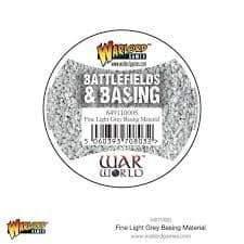 Warlord Games Fine Light Grey Basing Material